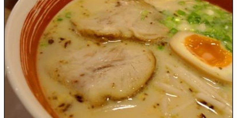 【台北好好吃】油不隆咚的超人氣:誠屋拉麵