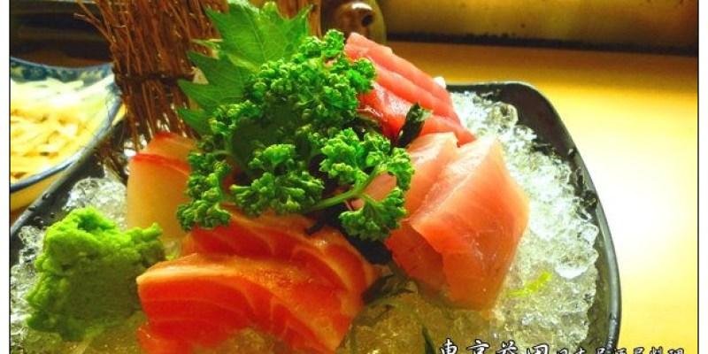 【府城好好吃】越夜越美麗:東京益田。日本居酒屋料理