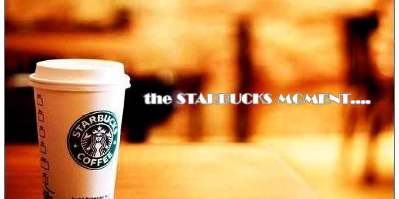 【哪裡都好吃】TEA TIME:STARBUCKS MOMENT