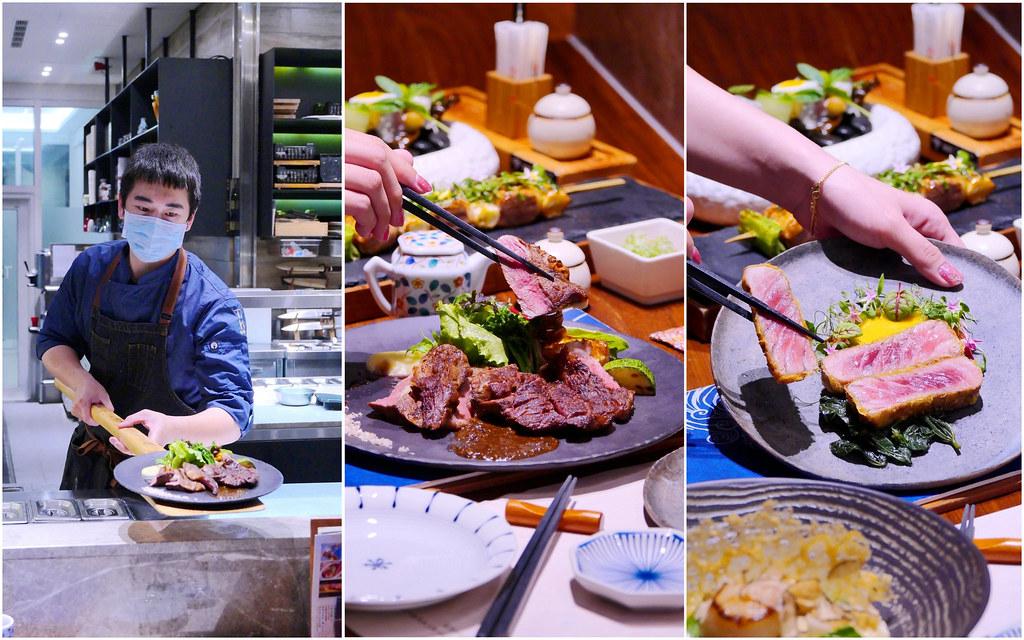 赤沐TAIKO和洋炉端燒_台中中科:GOOGLE高分推薦日式居酒屋/黑鮪魚祭和洋創意料理精彩三吃必點