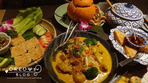 【食記】忠孝復興~東區泰式料理Thai Bazaar泰集~超厚的月亮蝦餅啊啊啊~