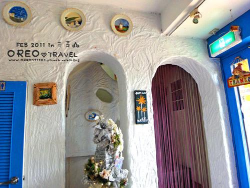 [OREO的旅行日記。TAIWAN北海岸特色餐廳] 海洋深呼吸 地中海式100%面海景觀餐廳