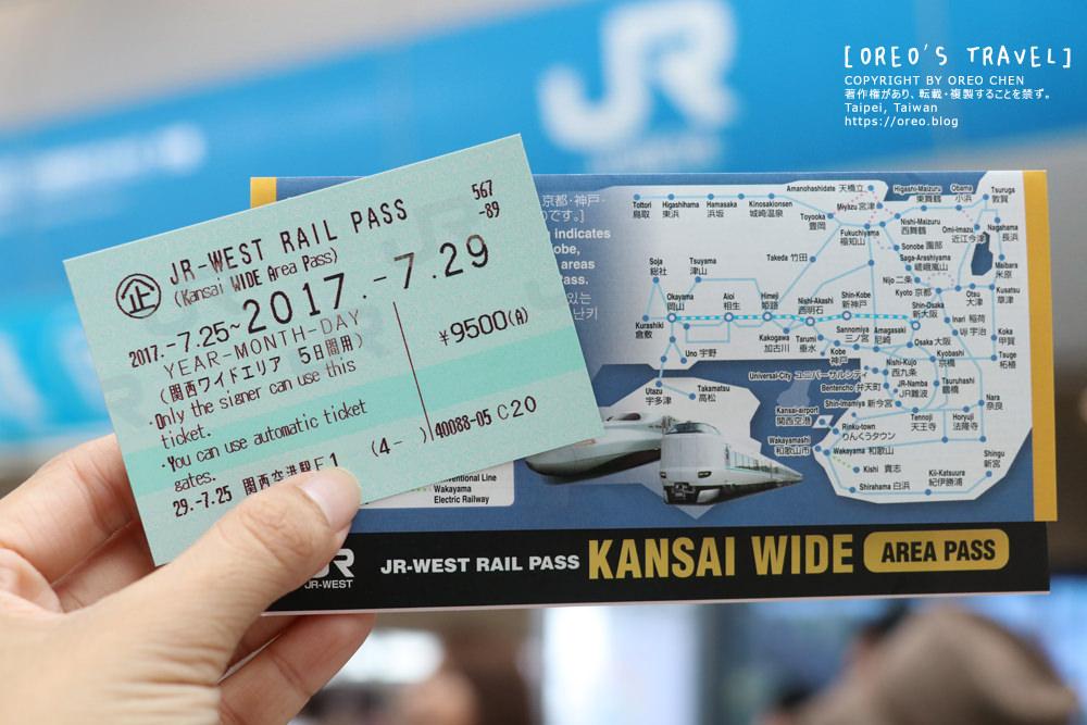 關西廣域週遊券使用介紹│可至大阪/京都/奈良/神戶/岡山/姬路/鳥取~從關西機場開始就能用