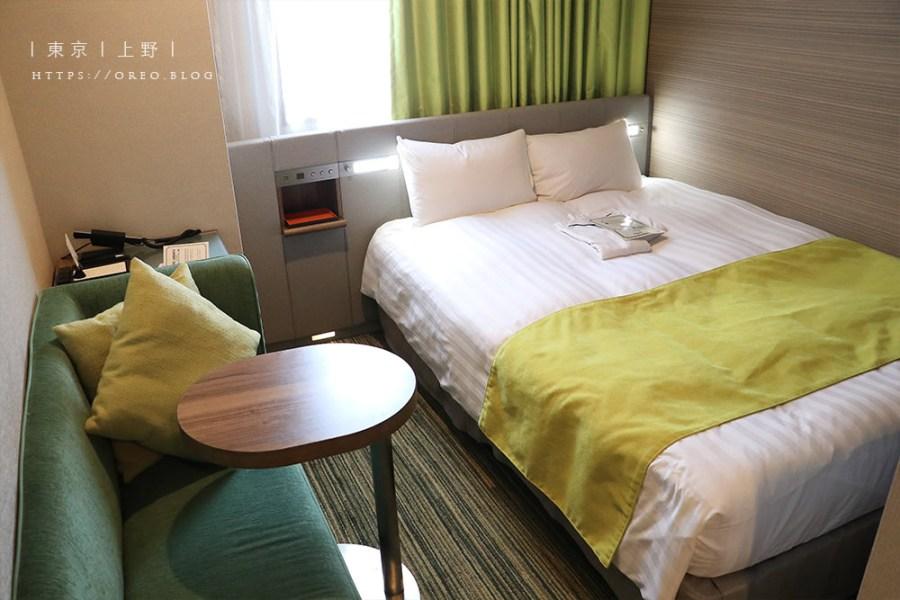 東京上野Sardonyx寶石飯店|地點超好~阿美橫町旁、離地鐵2分鐘~超好逛又方便!