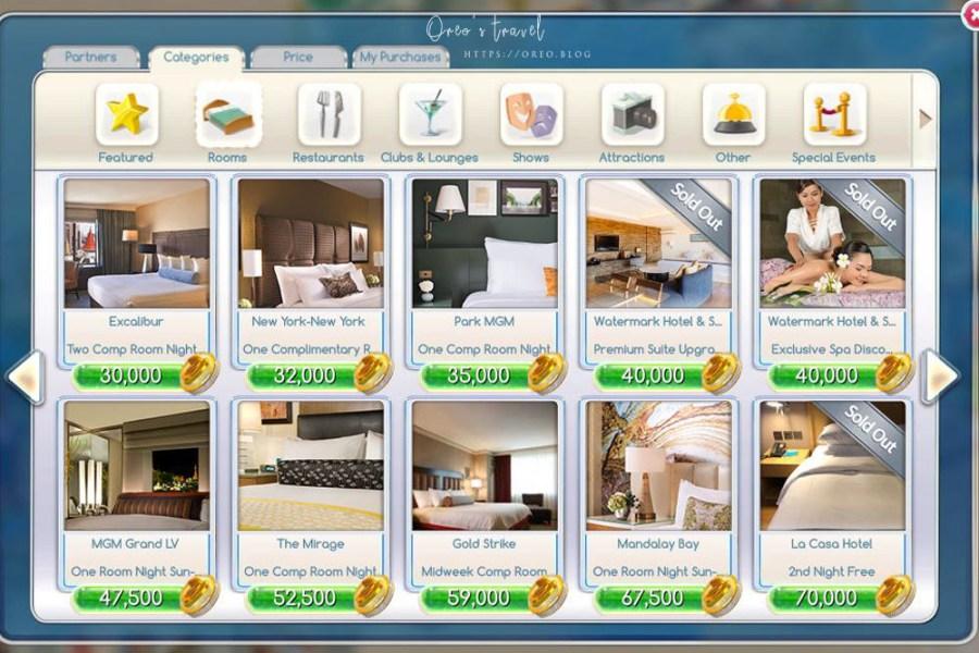 拉斯維加斯│My vegas slots吃角子老虎機app~兌換免費飯店流程&重要注意事項!