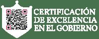 Certificación de Excelencia en el Gobierno