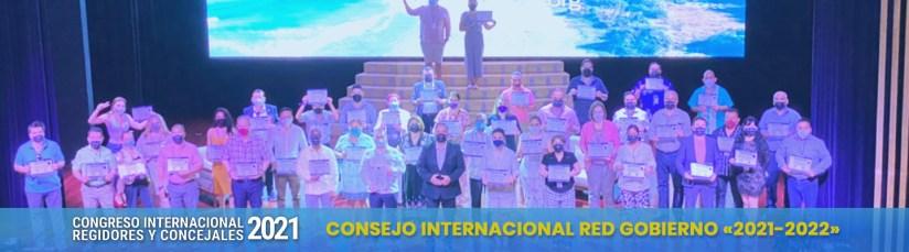 Congreso Internacional Regidores Concejales 2021 Cancun