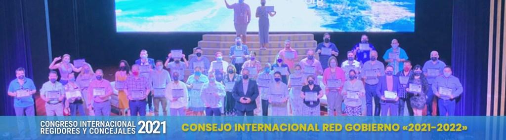 Congreso Internacional Regidores y Concejales Marzo 2021 - Instituto Mejores Gobernantes AC Red Gobierno