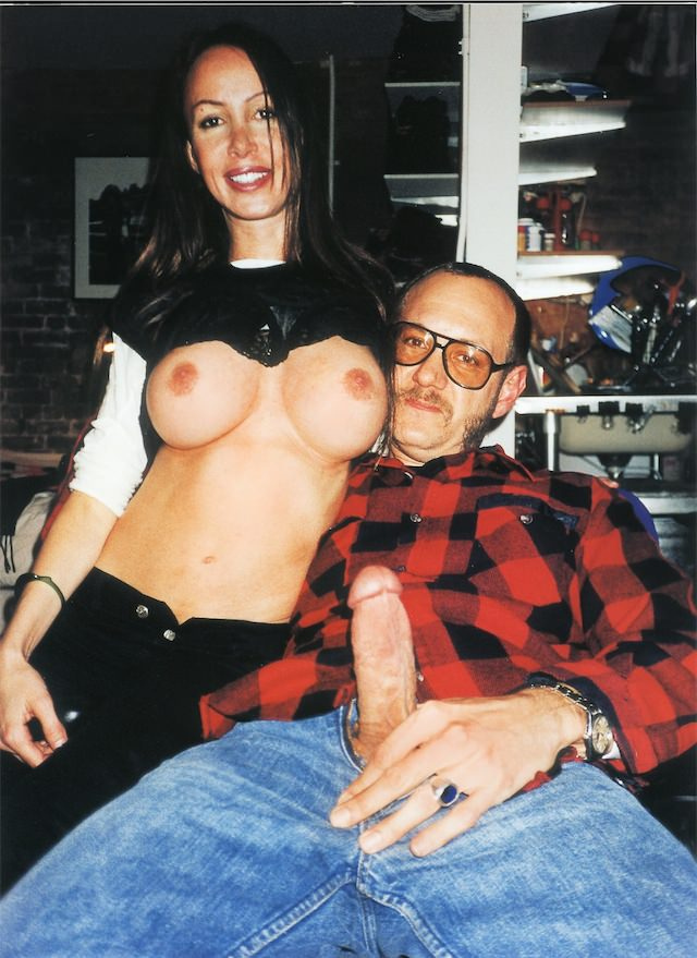 Terry Richardson actor porno circunstancial  Orgasmatrix