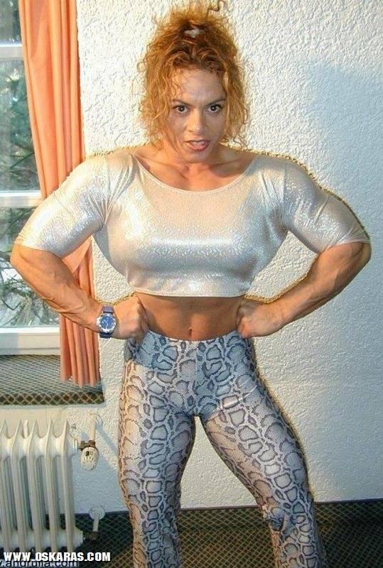 Mulheres mais fortes do que homens