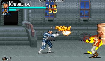 5- Punisher