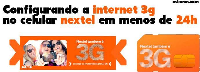 Como configurar internet 3g 4g nextel apn proxy ilimitado – Oskaras