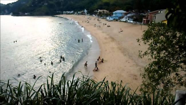 Praia Brava: