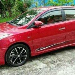 Toyota Yaris Trd Sportivo Cvt 2014 Dijual All New Matic 2017 Trk 860396
