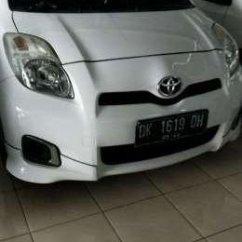 Toyota Yaris Trd 2013 Matic Review Grand New Veloz E Putih 978658