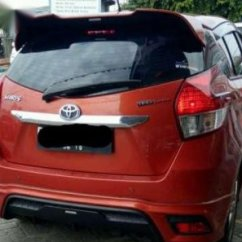 Toyota Yaris Trd Matic New Sportivo 2017 2014 1112486
