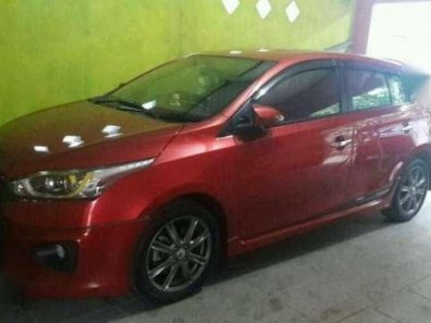all new yaris trd sportivo 2017 camry indonesia harga toyota 2014 red manual 1212854