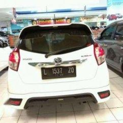 Toyota Yaris Trd White Harga Grand New Avanza Otr Medan Jual Sportivo 2015 Mulus 1303127