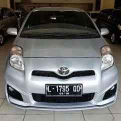 Toyota Yaris Trd Limited Perbedaan Grand New Avanza E Dan G 2015 S A T Pmk 2013 Silver Metalik 1300031