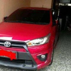 Toyota Yaris Trd Matic Grand New Veloz Price 2016 Merah Km 1 484 Mewah 1392868