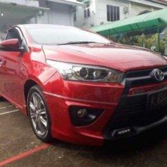 Toyota Yaris Trd Merah Grand New Avanza Vs Mobilio Sportivo Tahun 2015 Matik Metalik 1392995