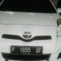 Toyota Yaris Trd 2013 Bekas All New Alphard 3.5 Q Sportivo Hatchback 1410393