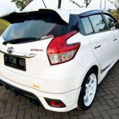 Toyota Yaris Trd Sportivo Manual Dimensi All New Kijang Innova 2016 Full Ori Total Seperti Baru 2014