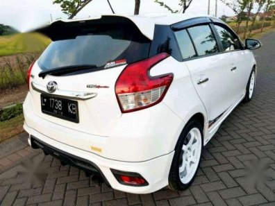 toyota yaris trd sportivo manual new 2014 full ori total seperti baru