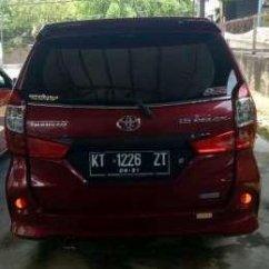Harga Avanza Grand New Veloz 2016 Kelemahan Yaris Trd Sportivo Toyota Merah 1444008