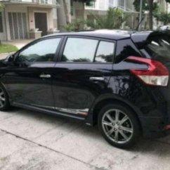 Toyota Yaris Trd 2013 Matic Grand New Avanza 2016 2014 Hitam 1596787