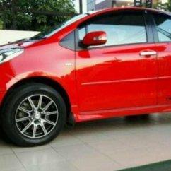 Toyota Yaris Trd Merah All New Sportivo 2014 2013 Mt Ferary Km 28000 1605631