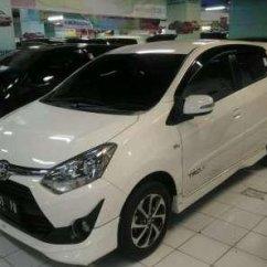 Toyota New Agya Trd 2017 Grand Avanza Silver Sportivo Dijual 1893327