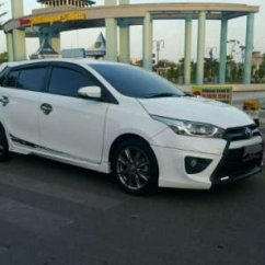 Toyota Yaris Trd 2014 Dijual All New Alphard Interior Sportivo 1913163