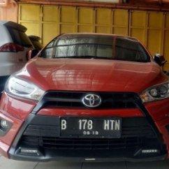 Toyota Yaris Trd 2014 Dijual Grand New Avanza Veloz 1.5 Putih Sportivo Hatchback 2005006