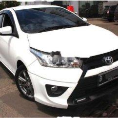 Toyota Yaris Trd 2015 Harga All New Kijang Innova V Luxury Jual Sportivo 2267236