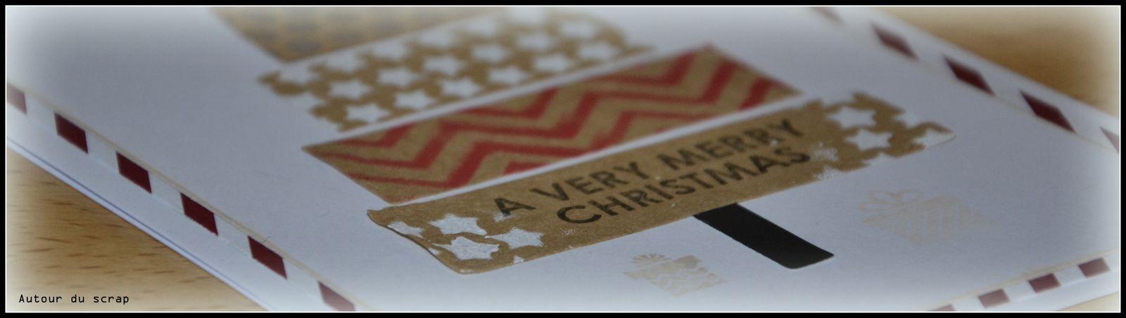 Grand Tournoi Carterie de Noël CartoScrap : Sujet 2