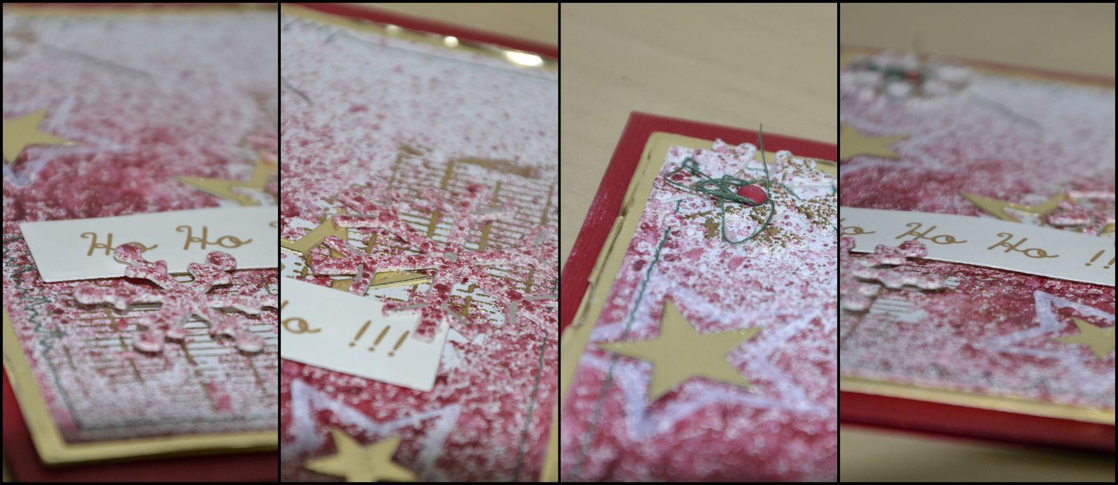 Grand Tournoi Carterie de Noël CartoScrap : Sujet 1