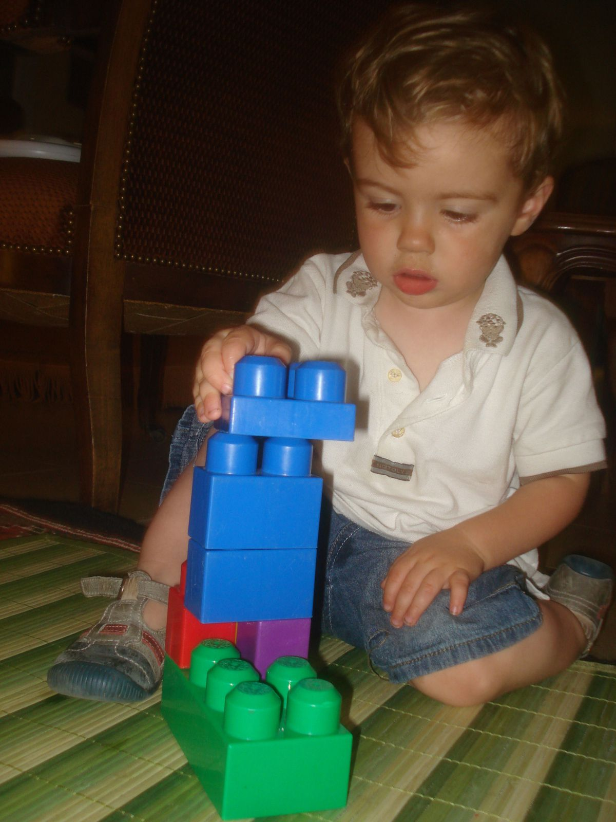 Les legos : les Megablocks