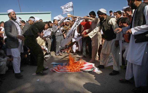 Ma la protesta musulmana esiste davvero?