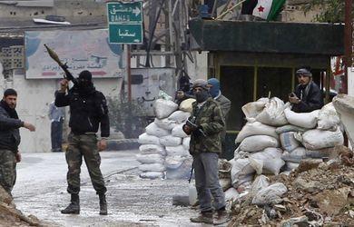#SiriaICare Teatro di Guerra