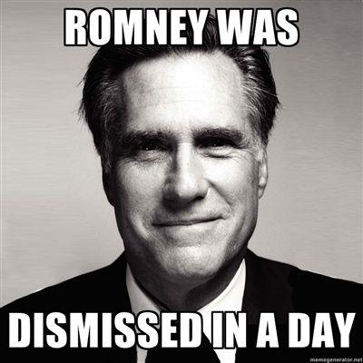 Il destino di Romney