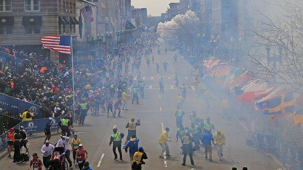 Le Bombe di Boston