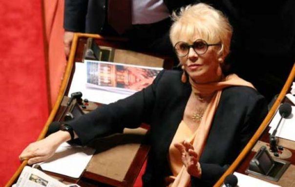 Franca Rame: Dimissioni
