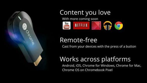 Chromecast è mass market