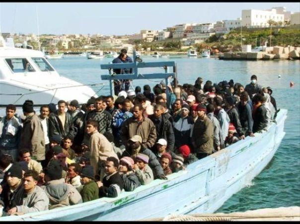 3 anni di Lampedusa