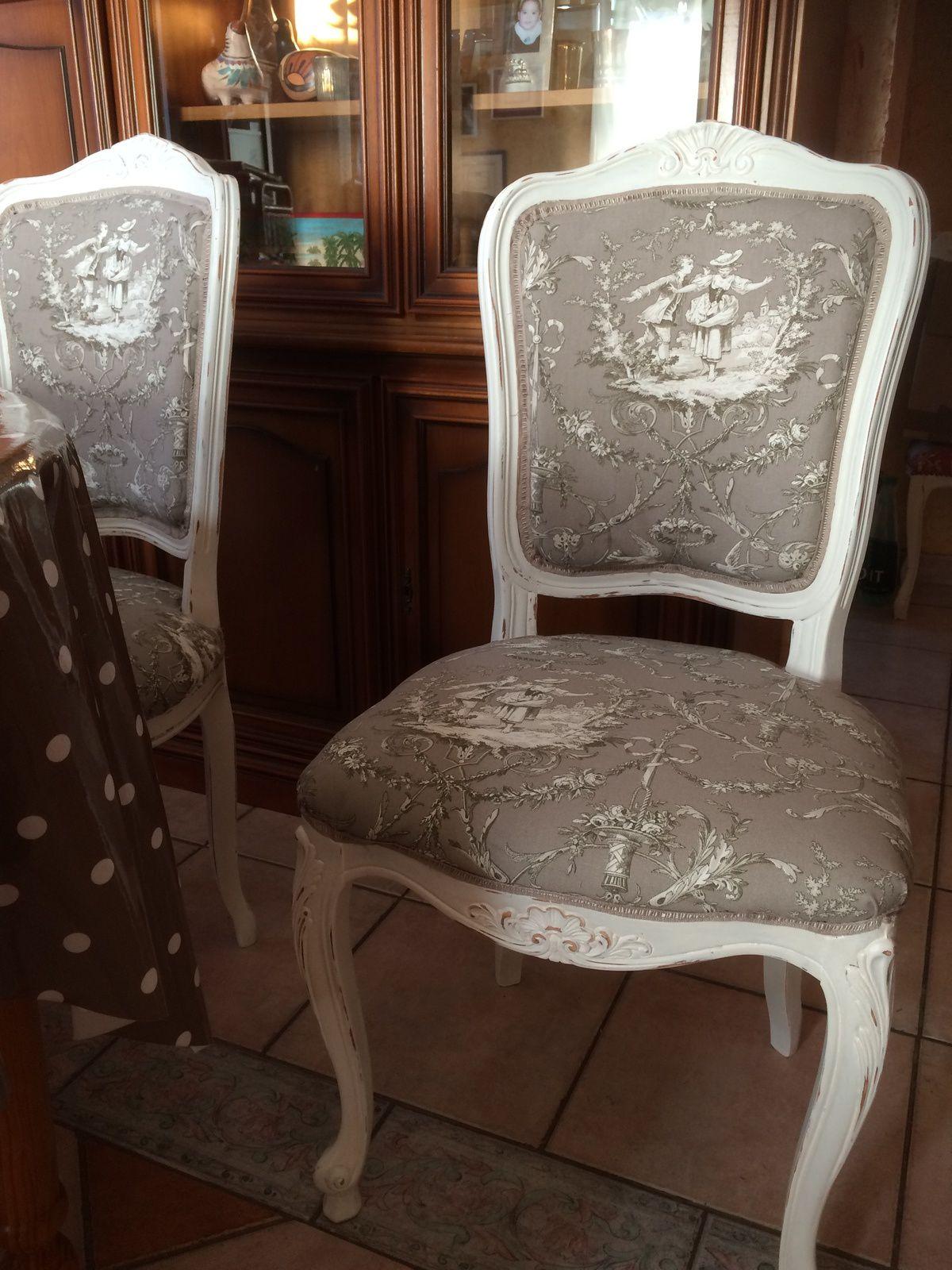 Relooking De Chaise Tout Peut Tre Facile Mes Astuces