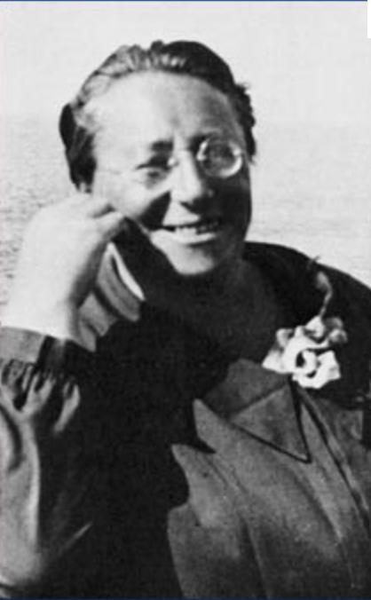 Amalie Emmy Noether