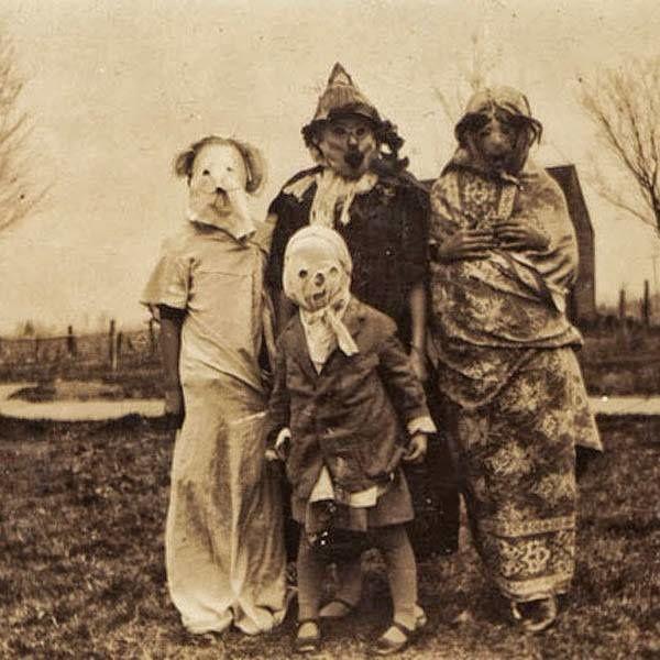 Halloweek #1 - Halloween, petite histoire d'une tradition 2/3