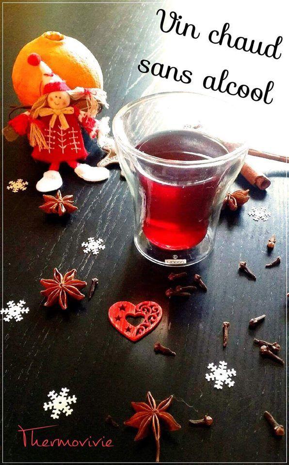 Vin Chaud Sans Alcool : chaud, alcool, Chaud, Alcool, Thermomix, Thermovivie