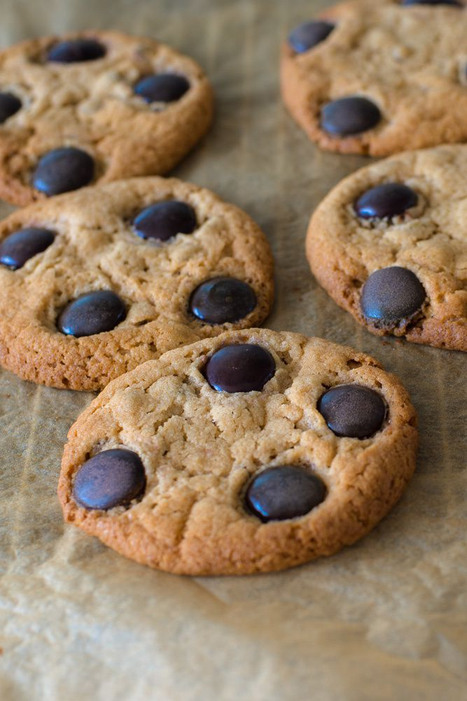 Chocolate Chip &amp&#x3B; Minstrels Cookies